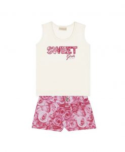 Conjunto Sweet Girls