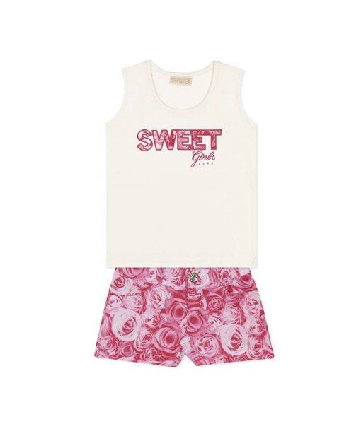 Conjunto Sweet Girls