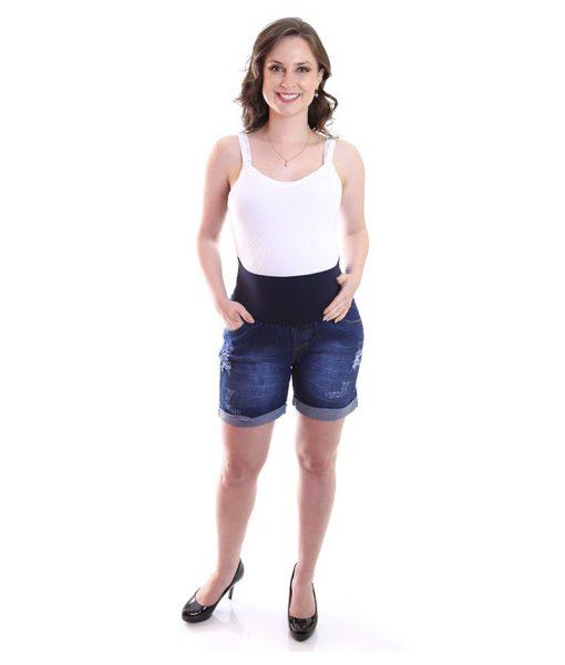 Shorts gestante