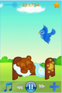 Aplicativo Canção de Ninar para Bebês 3