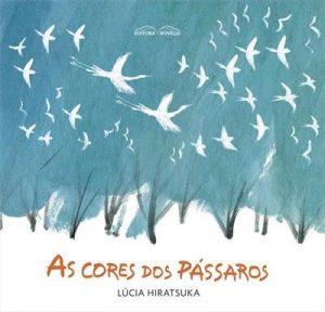 Livro Infantil As Cores dos Pássaros