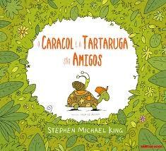 Livro Infantil O Caracol e a Tartaruga são Amigos