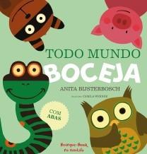 Livro Infantil Todo Mundo Boceja