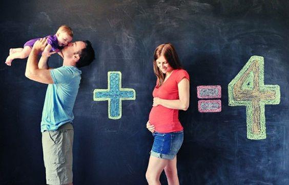 Ideias para anunciar gravidez 9