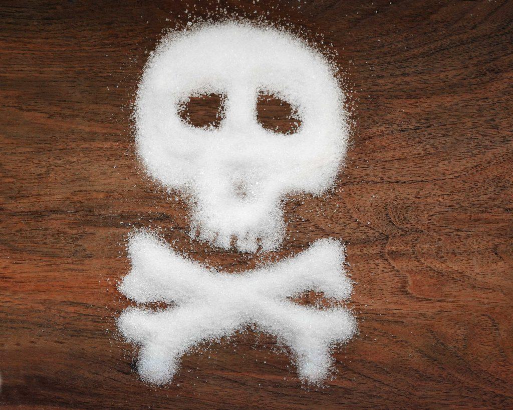 Perigos do açúcar refinado