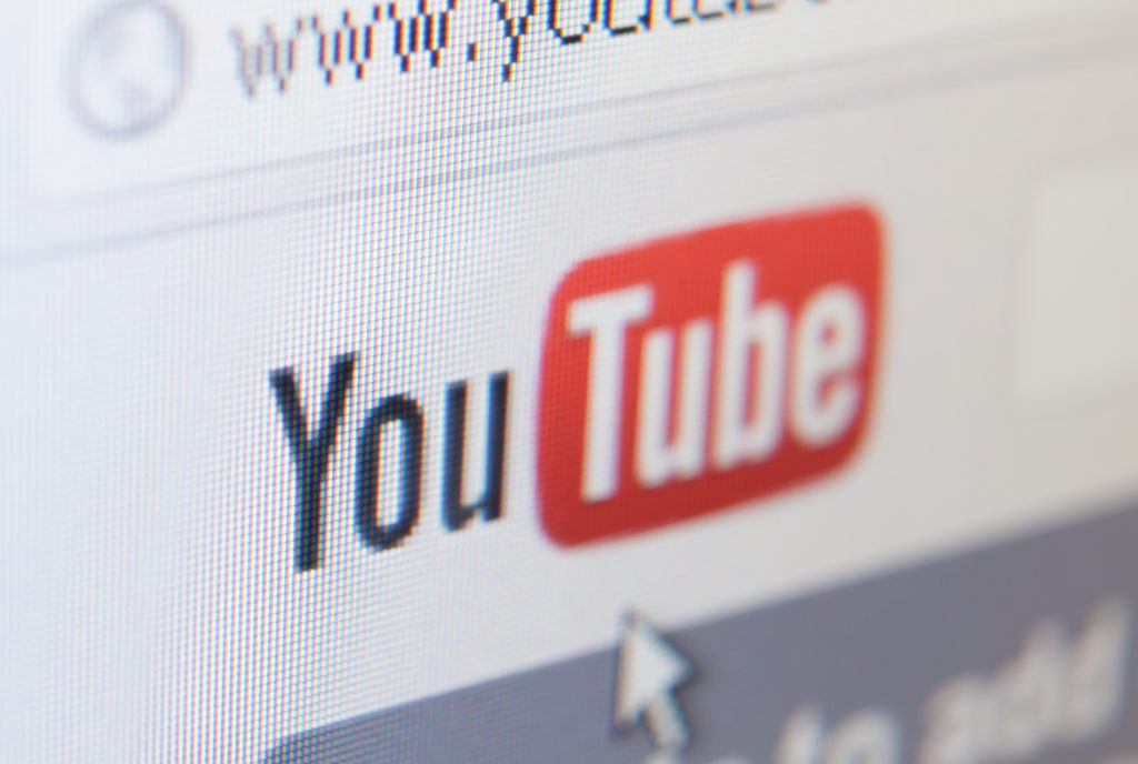 Canais do Youtube sobre maternidade