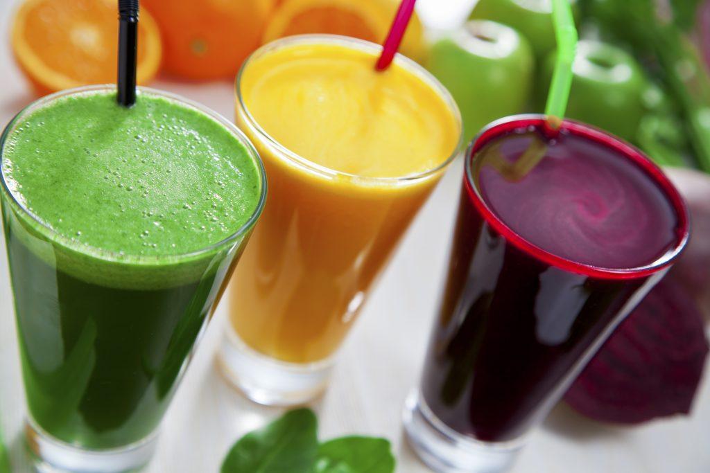 Diversifique com sucos naturais