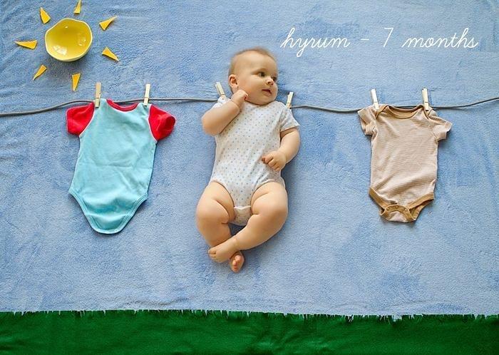 Fotos de bebês divertidas