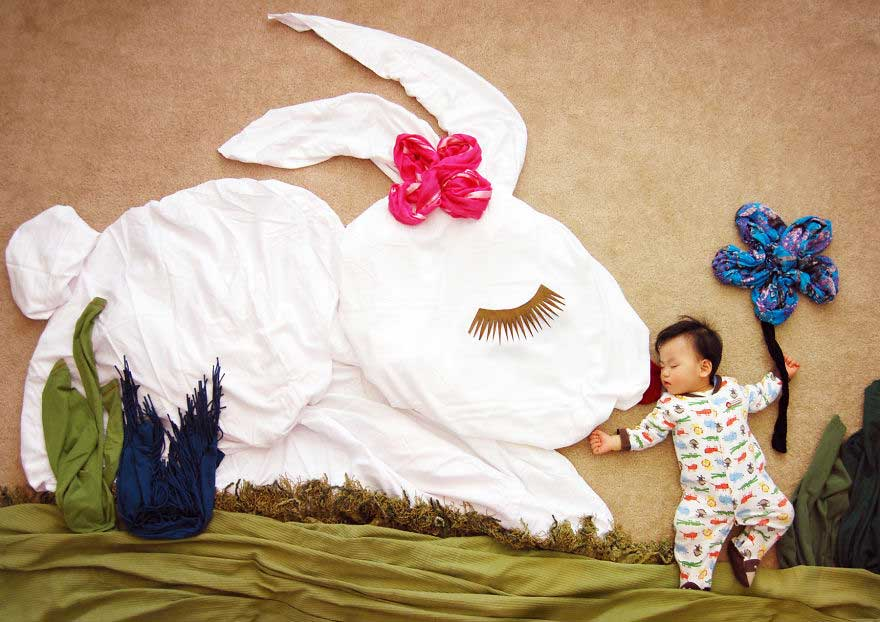 Fotos divertidas de bebês