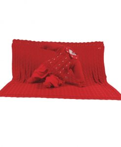 Kit Maternidade vermelho menina