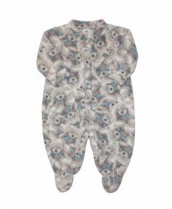 macacão bebê soft coelhinhos