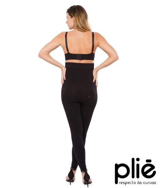 Legging gestante costas