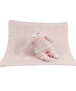 Kit maternidade menina rosa