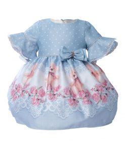 Vestido Isabela Urso