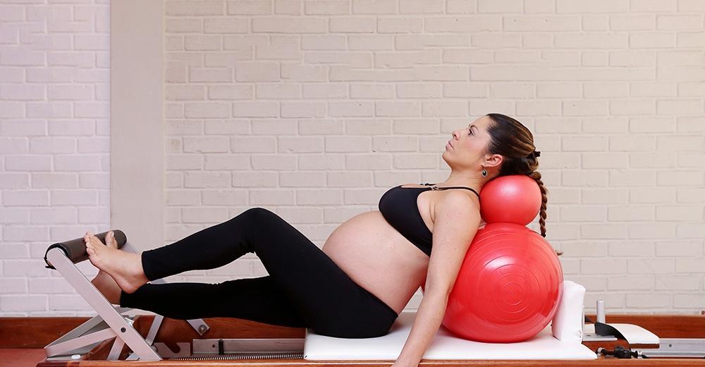 Benefícios do pilates para gestante