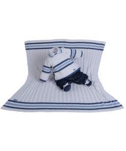 Kit Maternidade Malha Jeans e Tricot Gustavo